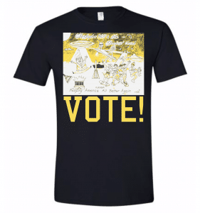 KAABA-T-Shirt VOTE!
